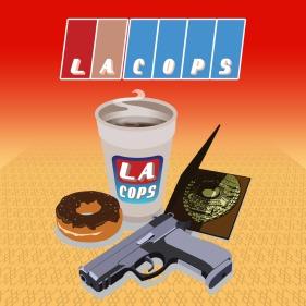 LA Cops per PlayStation 4