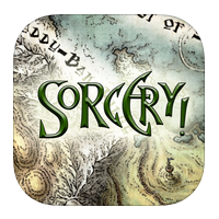 Sorcery! 3 per iPad