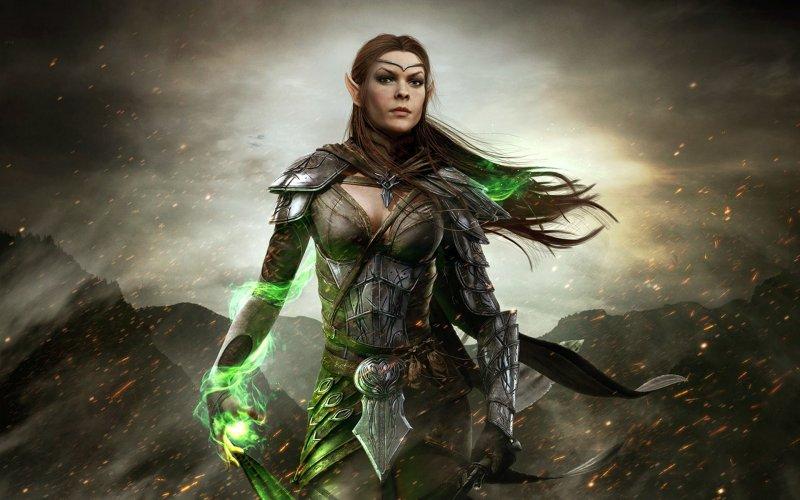 Anche The Elder Scrolls Online si aggiorna in attesa di PlayStation 4 Pro