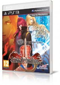Last Rebellion per PlayStation 3