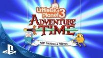 LittleBigPlanet 3 - Trailer per il DLC a tema Adventure Time