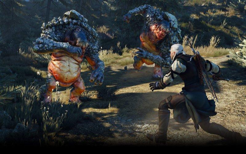 Geralt, ci sei mancato