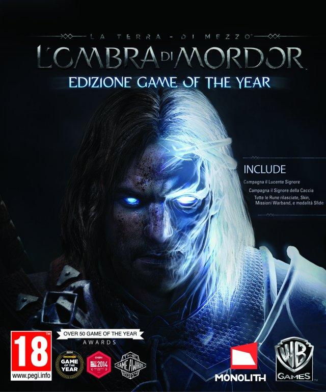 La Terra di Mezzo: L'Ombra di Mordor - Game of the Year Edition