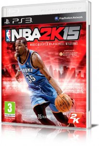 NBA 2K15 per PlayStation 3