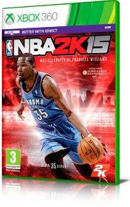 NBA 2K15 per Xbox 360