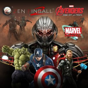 Pinball FX2 - Marvel's Avengers: Age of Ultron per PlayStation 4