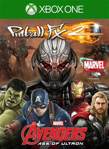 Pinball FX2 - Marvel's Avengers: Age of Ultron per Xbox One