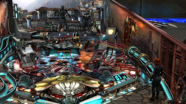 Pinball FX2 - Marvel's Avengers: Age of Ultron