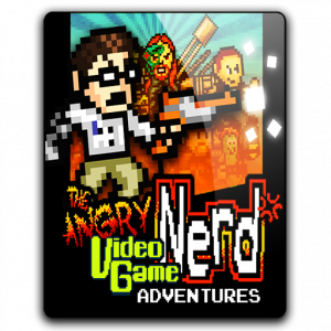 Angry Video Game Nerd Adventures per Nintendo Wii U