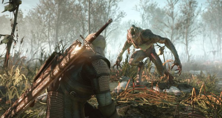 The Witcher 3: Wild Hunt si mostra in versione PlayStation 4