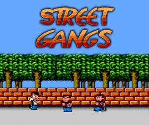 Street Gangs per Nintendo Wii