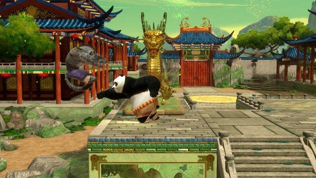 Kung Fu Panda: Scontro Finale delle Leggende Leggendarie