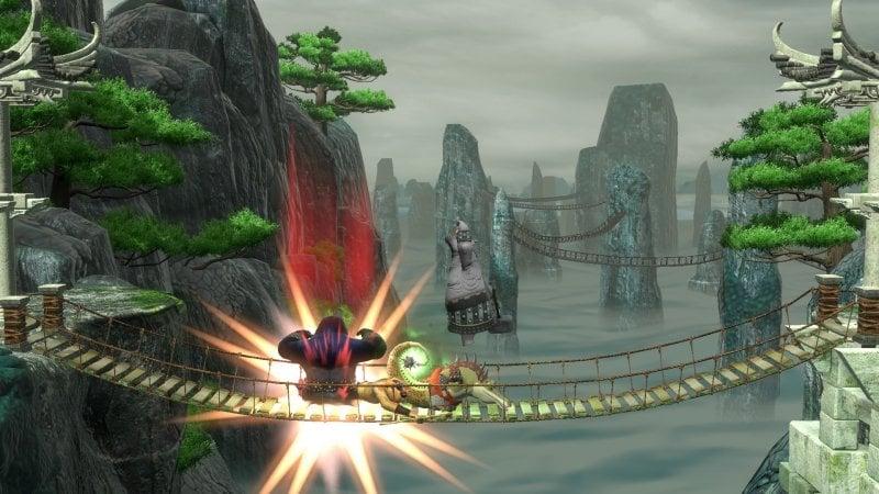 Annunciato Kung Fu Panda: Scontro finale delle leggende leggendarie