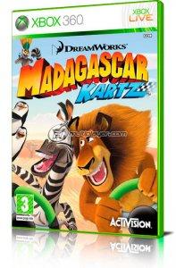 Madagascar Kartz per Xbox 360