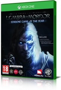 La Terra di Mezzo: L'Ombra di Mordor - Game of the Year Edition per Xbox One