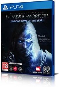La Terra di Mezzo: L'Ombra di Mordor - Game of the Year Edition per PlayStation 4