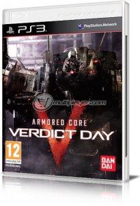 Armored Core: Verdict Day per PlayStation 3