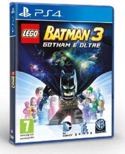 LEGO Batman 3: Gotham e Oltre per PlayStation 4