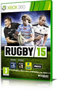 Rugby 15 per Xbox 360