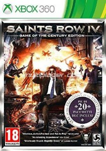Saints Row IV - Game of the Century Edition per Xbox 360
