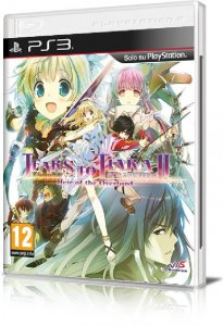Tears to Tiara II: Heir of the Overlord per PlayStation 3