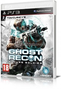 Tom Clancy's Ghost Recon: Future Soldier per PlayStation 3
