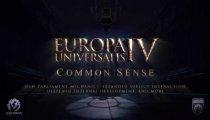 Europa Universalis IV: Common Sense - Trailer di presentazione