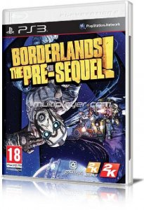 Borderlands: The Pre-Sequel per PlayStation 3