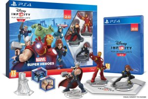 Disney Infinity 2.0: Marvel Super Heroes per PlayStation 4