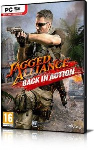 Jagged Alliance: Back in Action per PC Windows