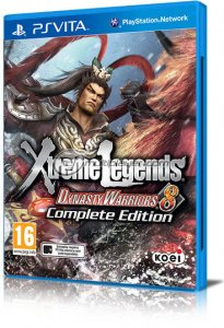 Dynasty Warriors 8: Xtreme Legends per PlayStation Vita