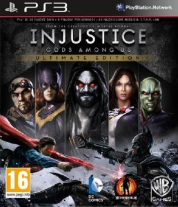 Injustice: Gods Among Us - Ultimate Edition per PlayStation 3