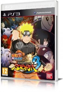 Naruto Shippuden: Ultimate Ninja Storm 3 per PlayStation 3