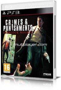 Sherlock Holmes: Crimini e Punizioni per PlayStation 3