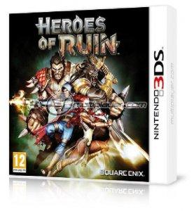 Heroes of Ruin per Nintendo 3DS