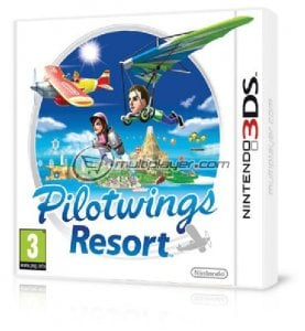 Pilotwings Resort per Nintendo 3DS
