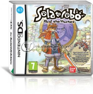 Solatorobo: Red the Hunter per Nintendo DS