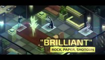 Invisible, Inc. - Trailer di lancio