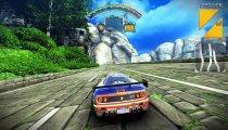 The 90's Arcade Racer - Un filmato di gameplay della versione Wii U