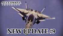 Ace Combat Infinity - Trailer dell'update 9