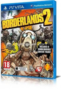 Borderlands 2 per PlayStation Vita
