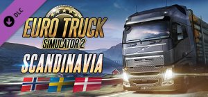 Euro Truck Simulator 2 - Scandinavia per PC Windows