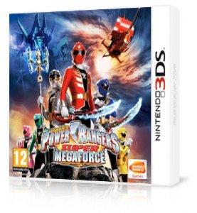 Power Rangers Super Megaforce per Nintendo 3DS