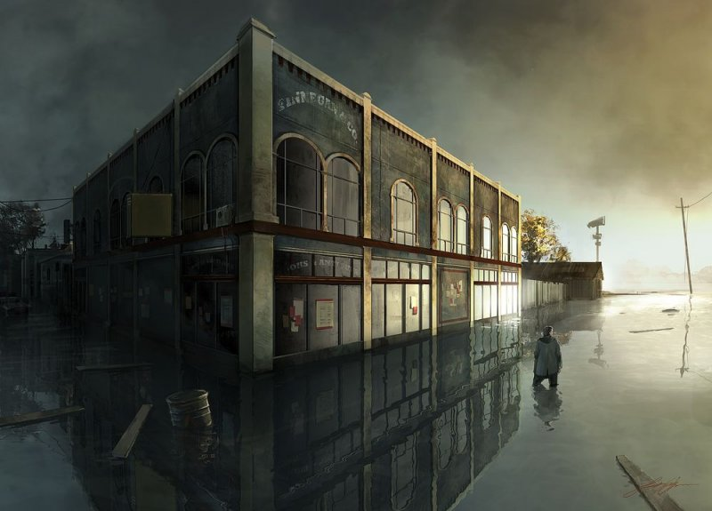 Alan Wake 2: il sequel ibernato