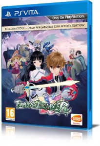 Tales of Hearts R per PlayStation Vita