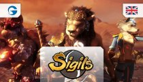 Sigils: Battle for Raios - Trailer di presentazione