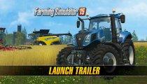Farming Simulator 15 - Il trailer di lancio della versione console