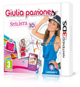 Giulia Passione Stilista per Nintendo 3DS