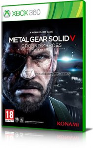 Metal Gear Solid V: Ground Zeroes per Xbox 360
