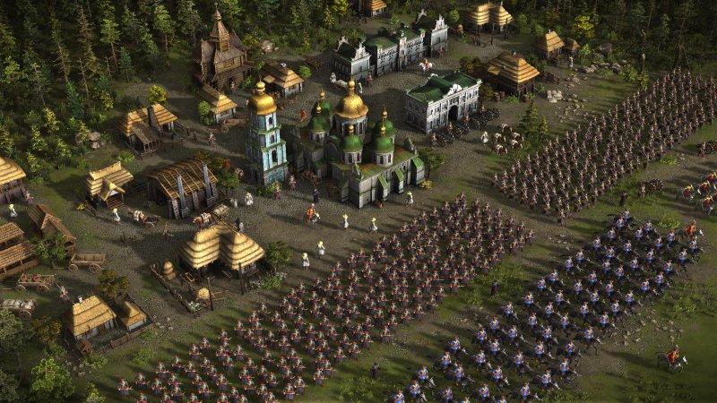 Il ritorno dei cosacchi